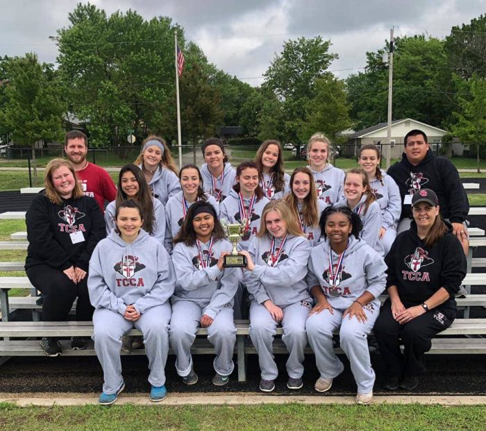 Athletics at boarding schools for girls in oklahoma